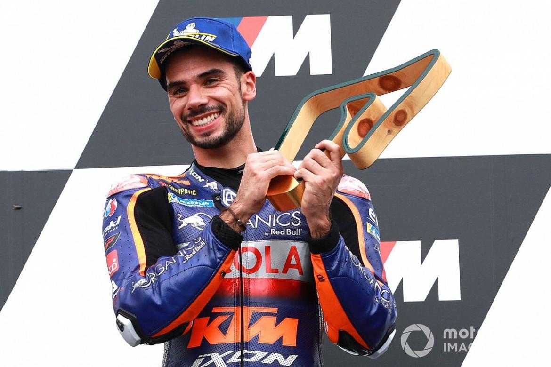MotoGP: Miguel Olivera se quedó con la victoria en Barcelona