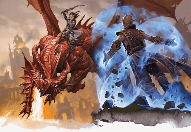 Reseña D&D - Mordenkainen's Tome of Foes - Los Gith