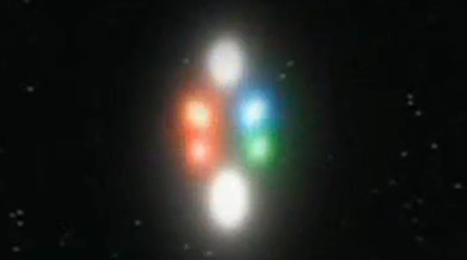 IRAN UFO - PILOTO DE LA FUERZA AÉREA DE IRÁN RECONOCE AHORA QUE ÉL SIGUIÓ A UN OVNI