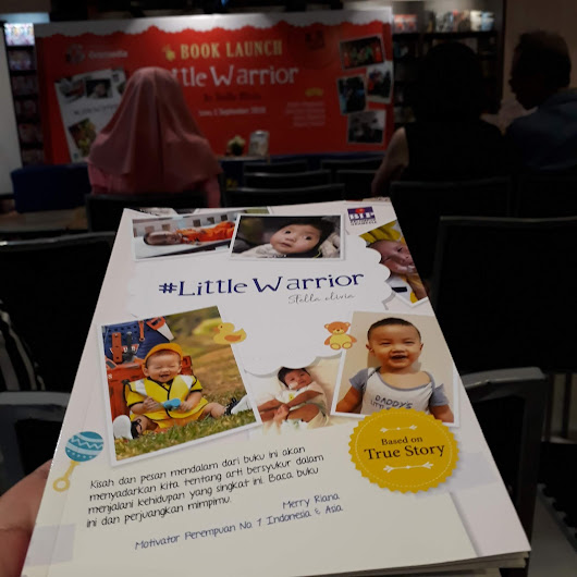 Launching Buku#Little Warrior
