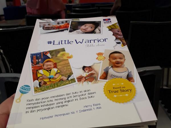 Launching Buku#Little Warrior