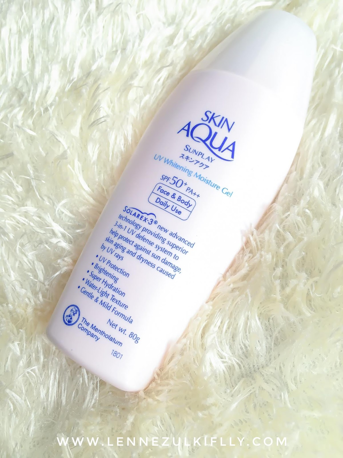 Sunplay Skin Aqua UV Brightening Moisture Gel SPF50 PA++