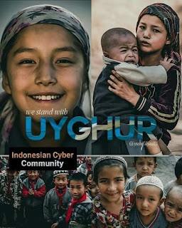 SEJARAH SINGKAT UYGHUR (Xinjiang)
