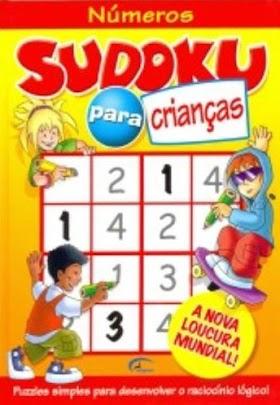 Sudoku para Crianças - Fácil e Médio