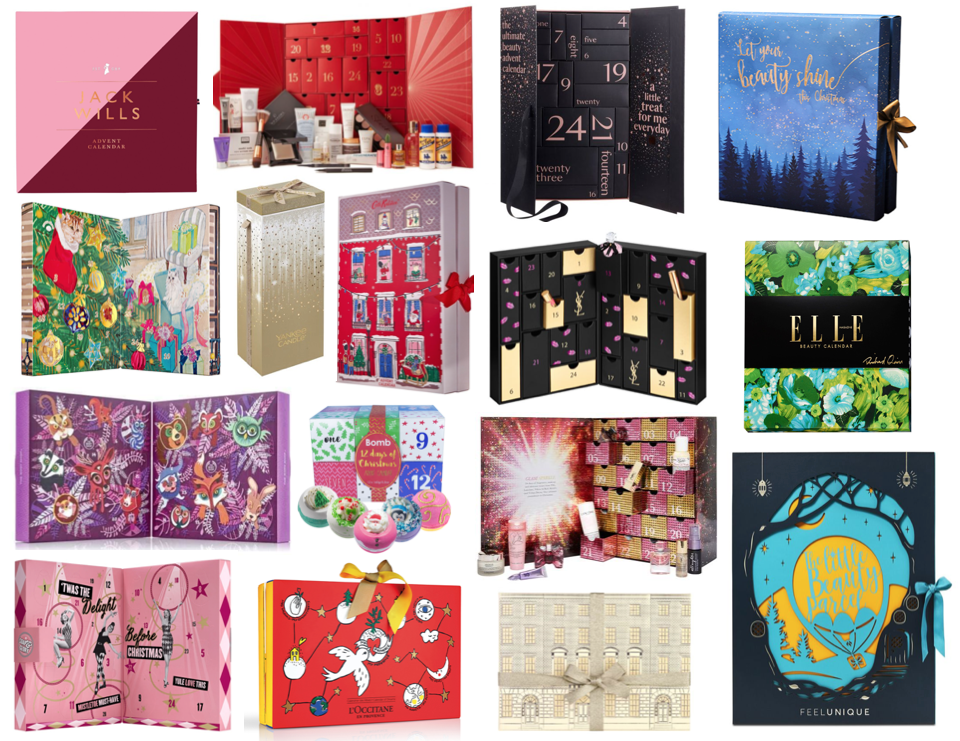The Best Beauty Advent Calendars 2018