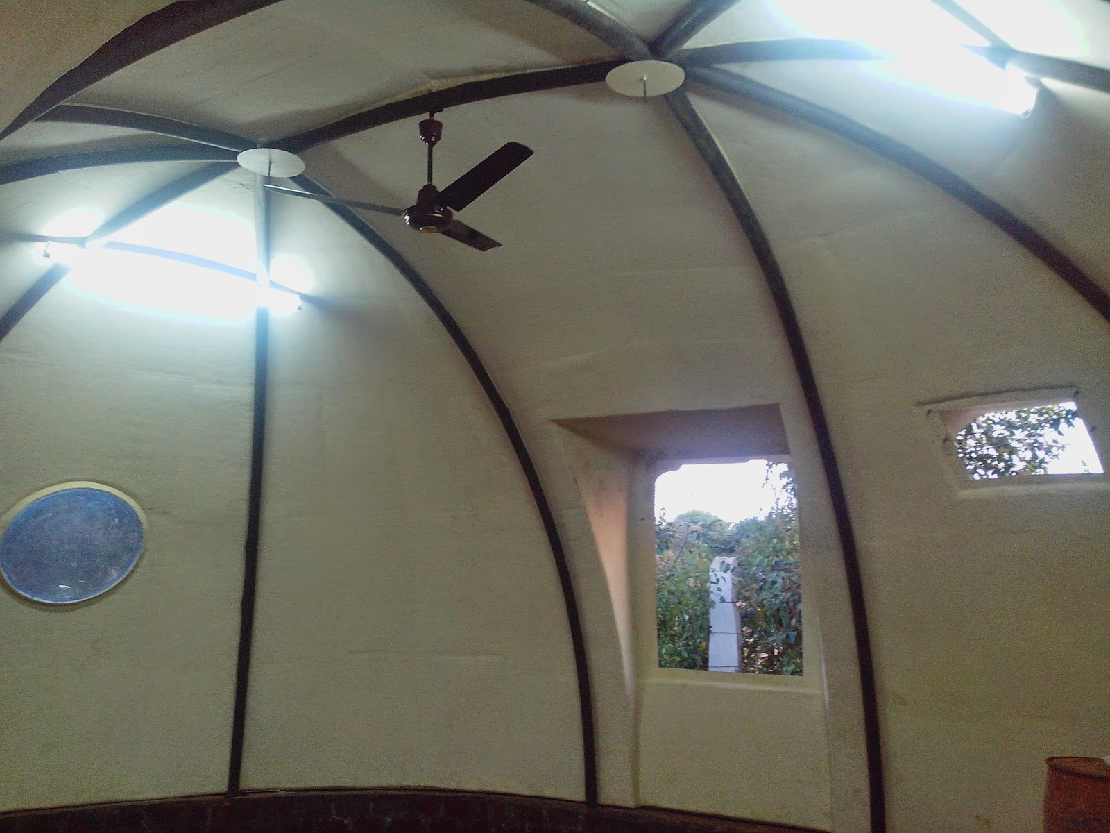 Dome House Shelters Amp Roofing Solutions Kg Classroom In