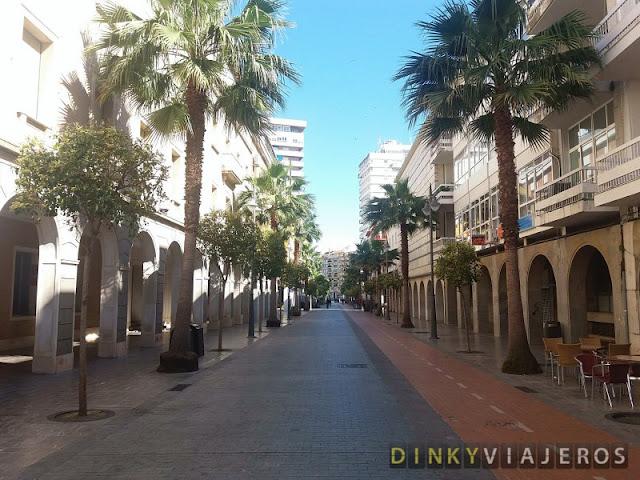 Gran Via Huelva