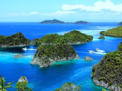 Papua, Mentari dan energi dari timur