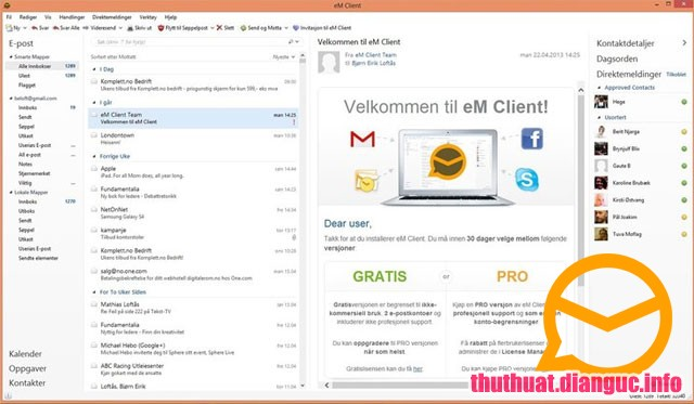 em client 7.2 download