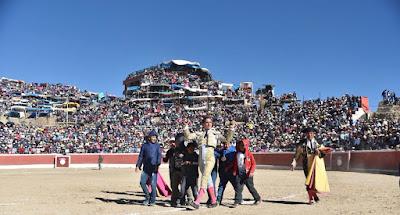 corridas de toros peru taurino toreros tauromaquia prohibicion antitaurinos
