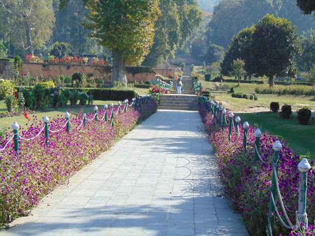 way to nishat garden