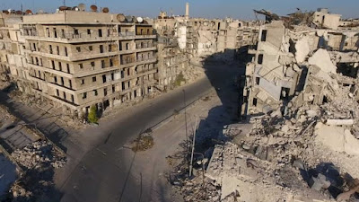 Revolusi Membawa Bencana (Fenomena Dibalik Penderitaan Suriah)