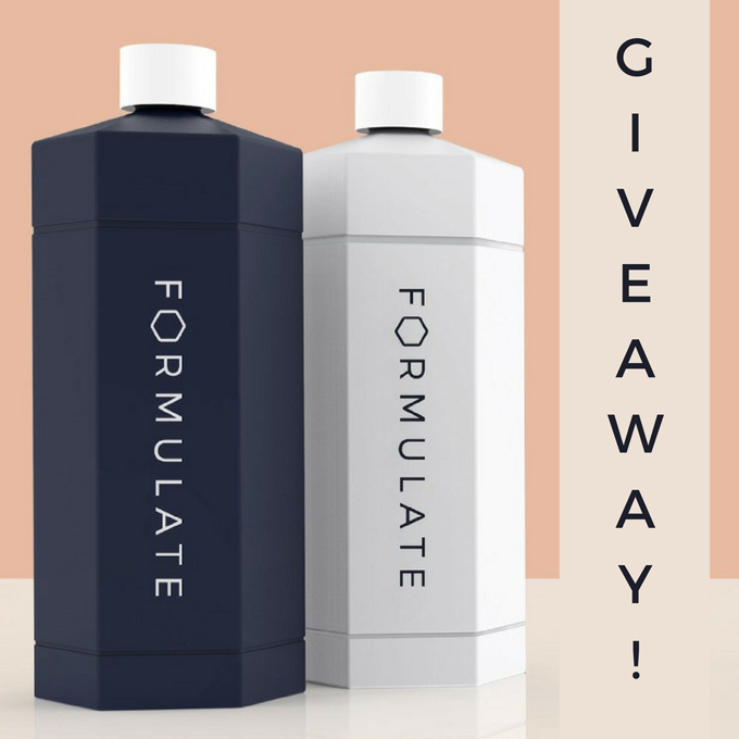 Formulate Haircare, Formulate Custom, Formulate Giveaway, Haircare Giveaway