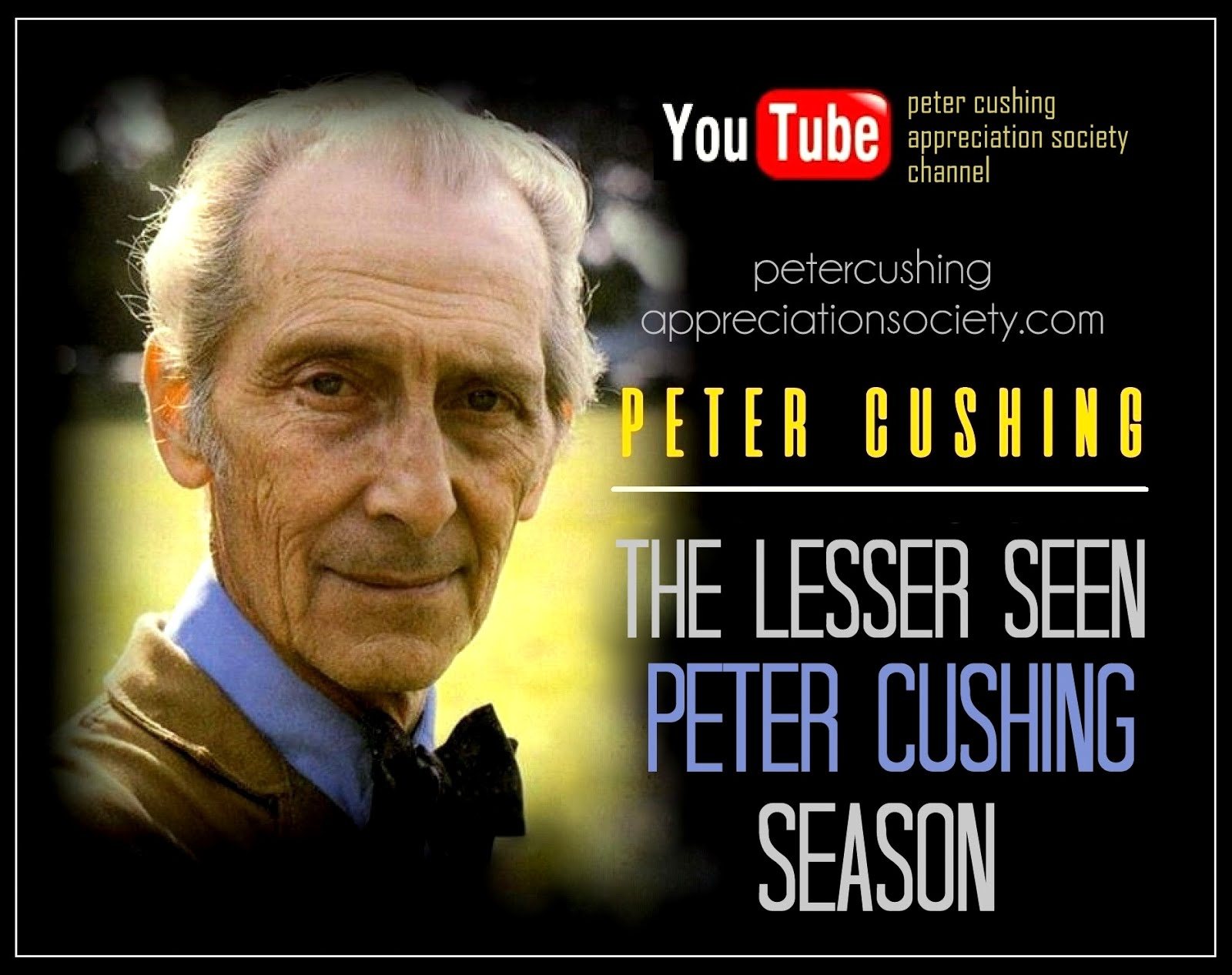 THE LESSER SEEN PETER CUSHING SEASON