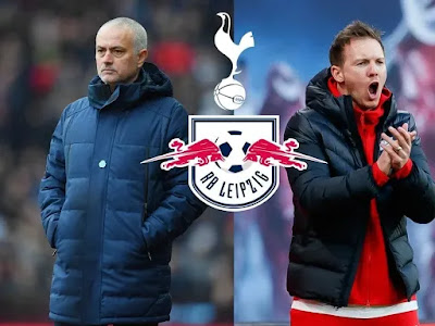 Tottenham Hotspurs vs RB Leipzig