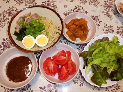 【マルちゃん(TOYO SUISAN)】北の味わい つけ麺 濃厚魚介豚骨醤油味