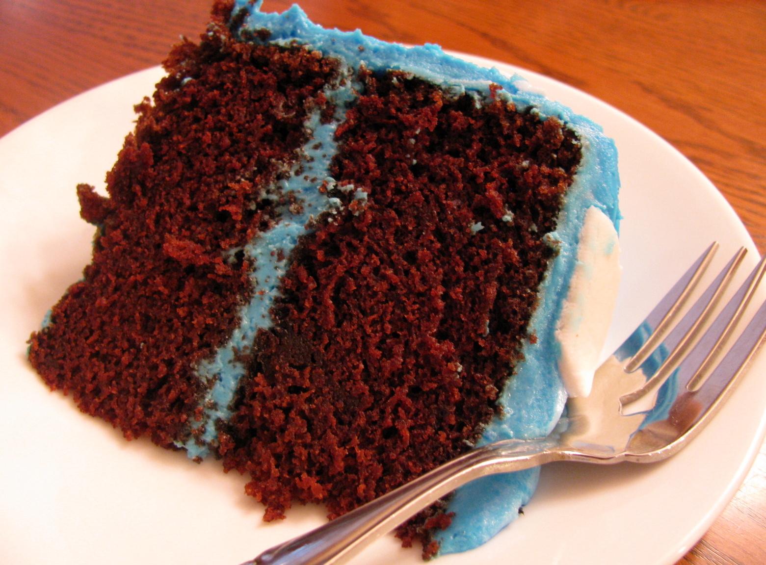 Cake Recipes Dairy Free: Egg-Free & Dairy-Free Chocolate Cake