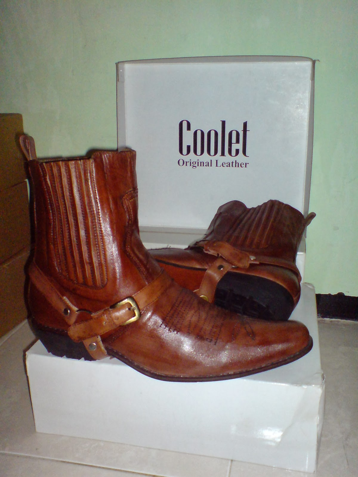Jual Sepatu Kulit - Pesan Sepatu Murah - 085646750558 pin