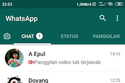 Cara membuat Privasi diStatus  Whatsapp Story