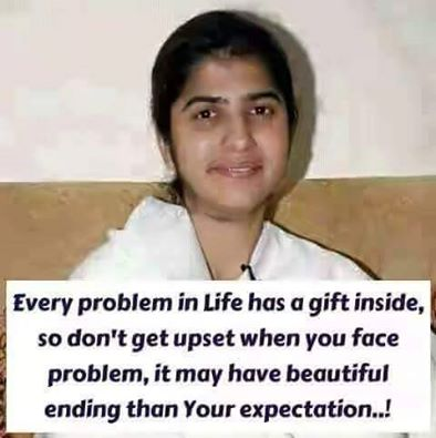 sister shivani quotes on expectation