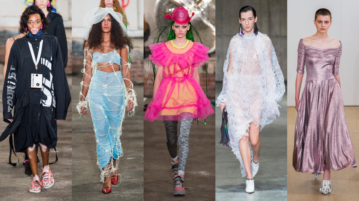 London Fashion Week February 2019 A Global Platform Celebrating Creativity Innovation Business Reana Ashley