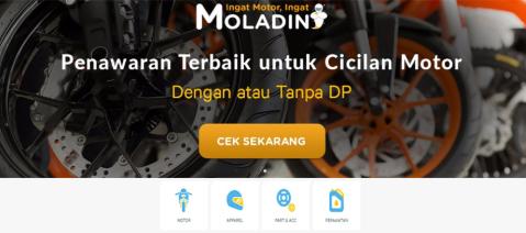 Inilah Kelebihan yang Dimiliki oleh Situs Motor Online Moladin