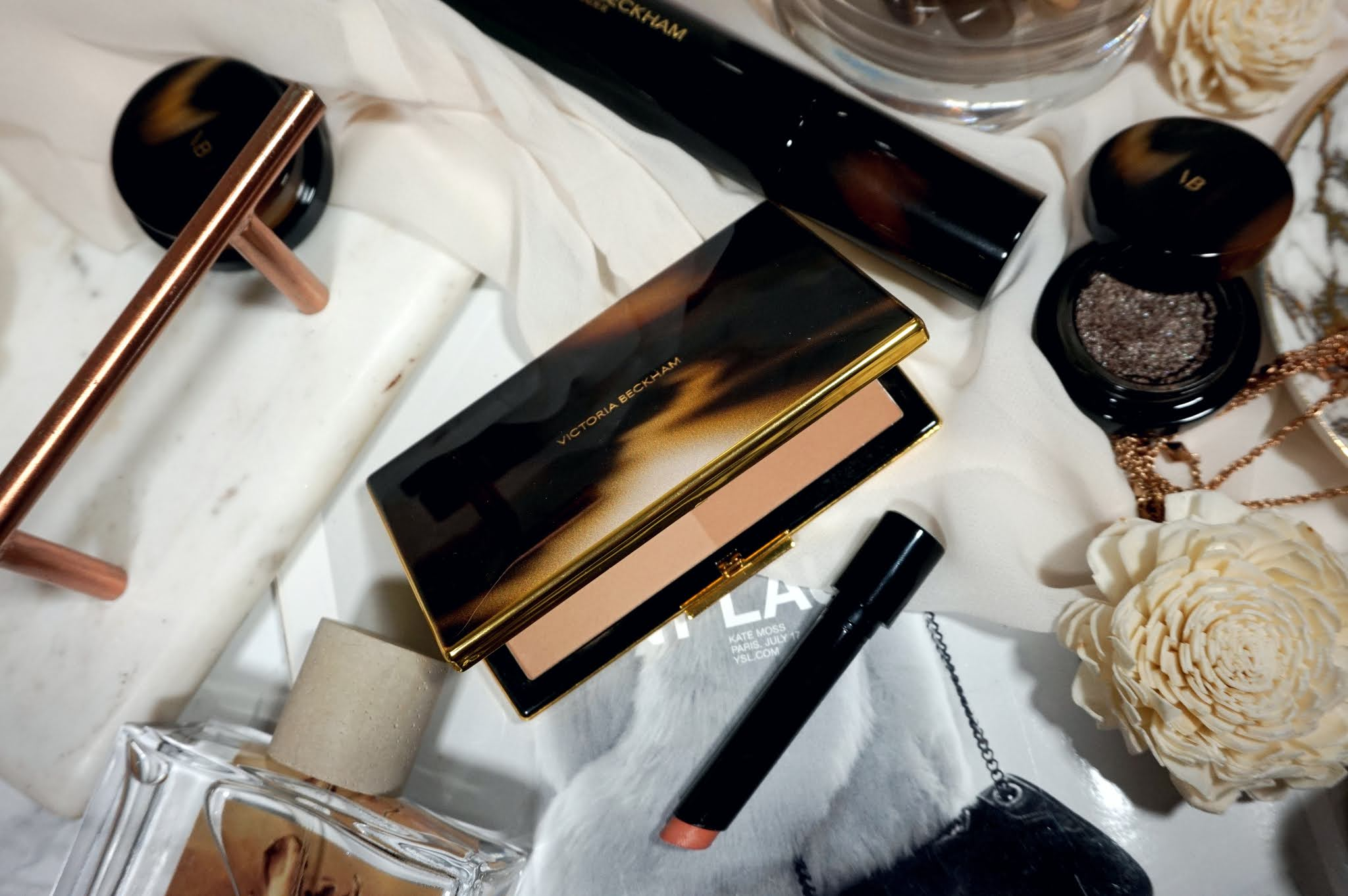 Victoria Beckham Beauty Matte Bronzing Brick Review and Swatches