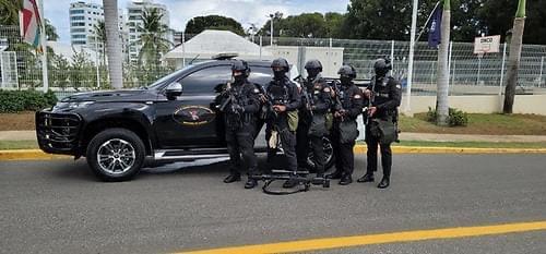 Seis equipos de la Unidad contra el Terrorismo entrarán a Haití a rescatar dominicanos secuestrados.