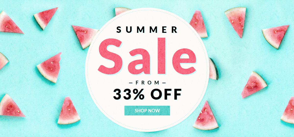 Summer sales ongoing, all from 33% off. Use code RGEN for another 10% off!