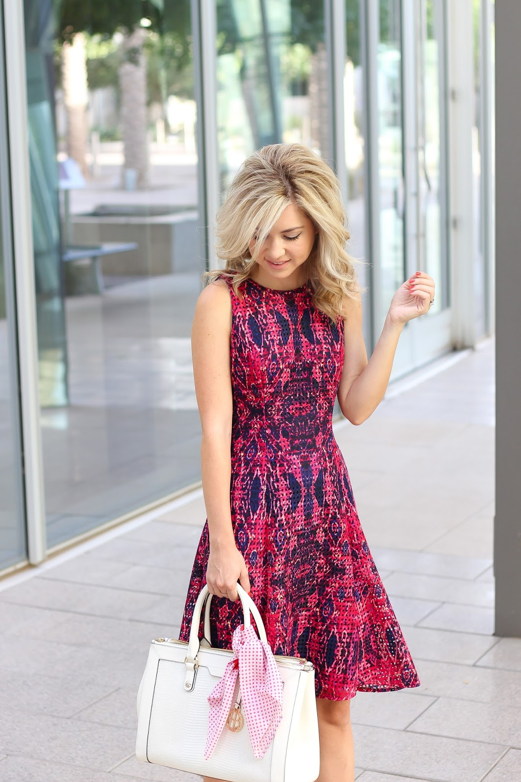 Maggy London Zoe dress, Fit and flare dress