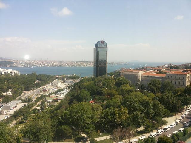 Istanbul kota dua benua