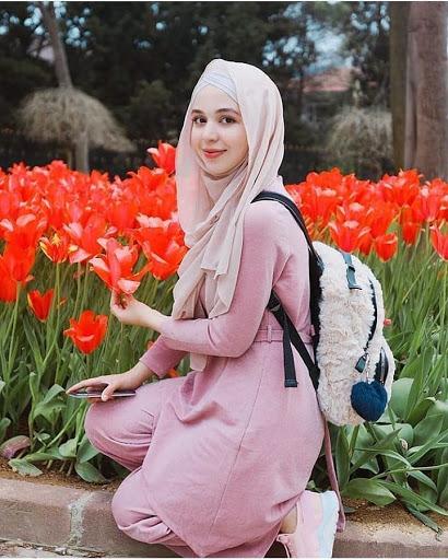 Selfie Hijab