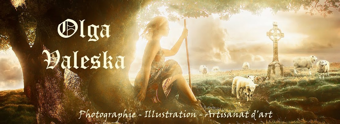 Olga Valeska Photographies - Illustrations - Artisanat d'art