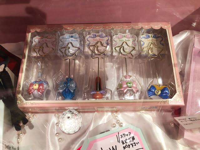 Sailor Moon Store à Tokyo