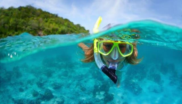 10 Spot Snorkeling Terbaik Di Pulau Seribu