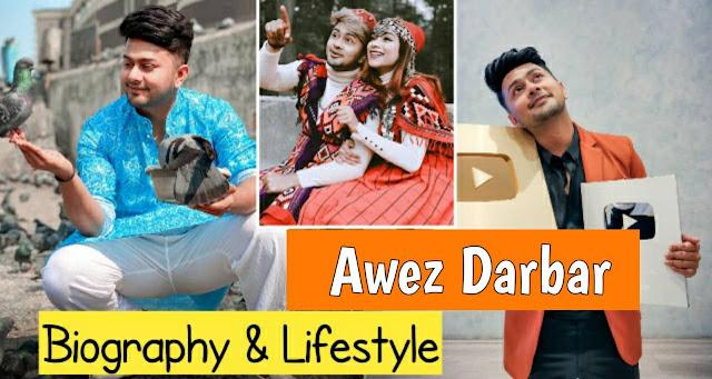 Awez Darbar (TikTok) - Biography, Lifestyle, Girlfriend and Income