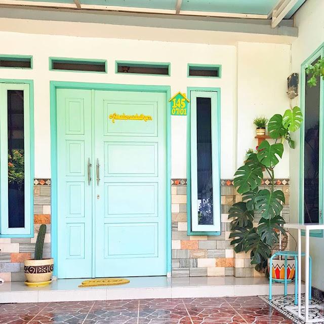 Pintu Rumah Minimalis Modern dan Mewah