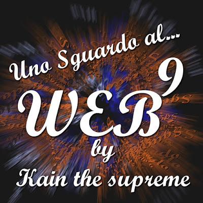 Uno sguardo al #web N° 9