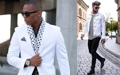 How to coordinate the colors of men's clothing
