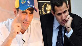 Guaidó espera reunirse este lunes con Capriles