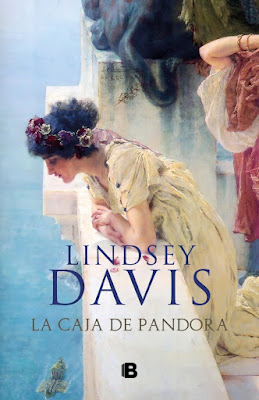 La caja de Pandora - Lindsey Davis (2019)