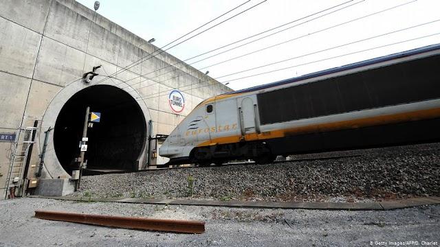 Eurotunnel: «σύμβολο σύνδεσης» παρά το Brexit