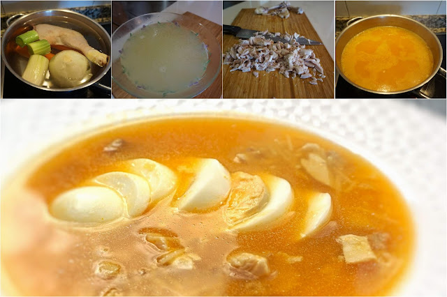 La mejor 🥣🥣 SOPA para CURAR GRIPES 🌡️🌡️ y catarros (pollo)