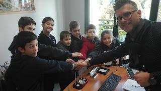 18ο Ομαδικό Σχολικό Πρωτάθλημα Σκάκι Θεσσαλονίκης-Χαλκιδικής