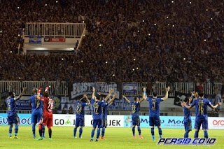 Viking Clap Bobotoh Pemain Persib Bandung