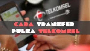 Cara Transfer Pulsa Telkomsel 2020 Cara1001