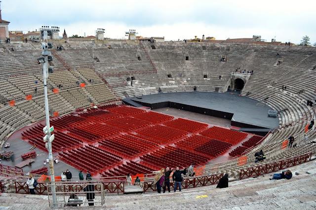 arena de verona italia anfiteatro