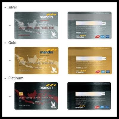 Jenis ATM Mandiri GPN Terbaru & Biaya Potongan Per Bulannya 2019