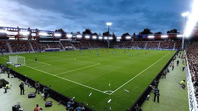 PES 2020 Stadium Nuevo Estadio Los Pajaritos