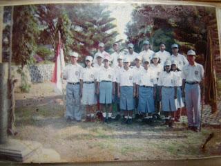 Foto Jadul Siswa Siswi SMK Negeri 1 Boyolali